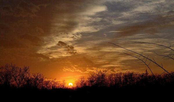 Sunset photo by Giampietro Meneghelli