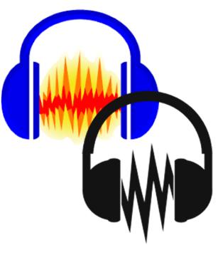 editor audio audacity darkaudacity